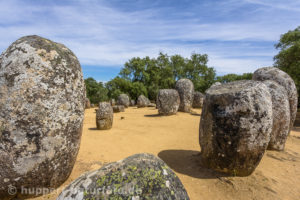 Portugal, Cromlech von Almendres